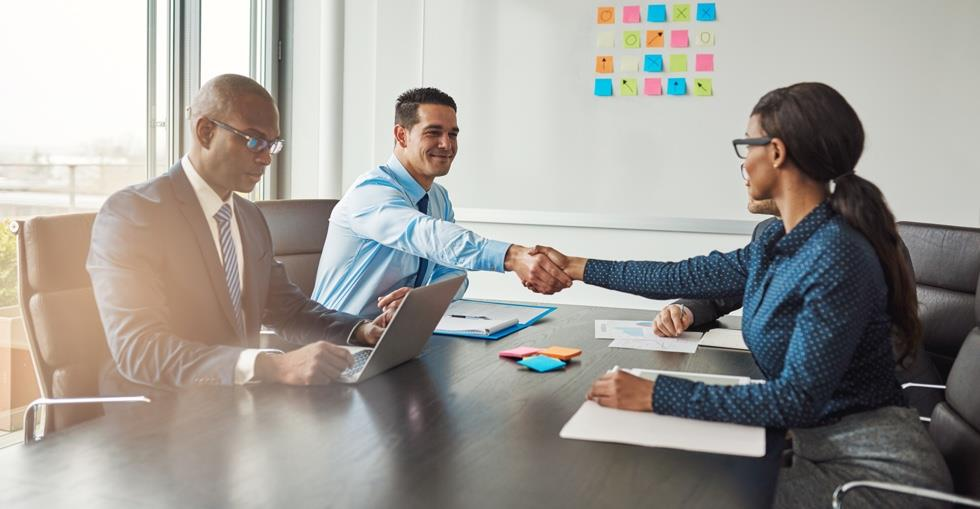 negotiating terms to buy a business