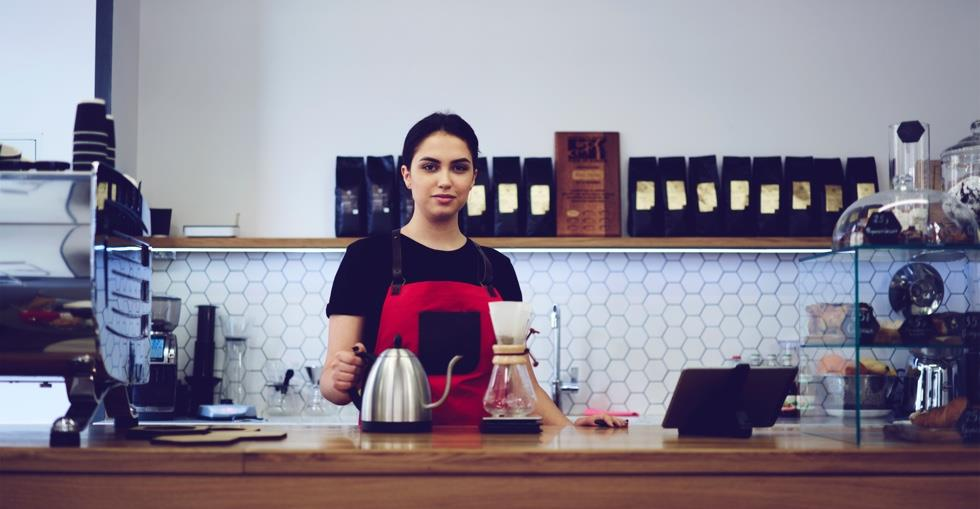 Interview with a Coffee Shop owner