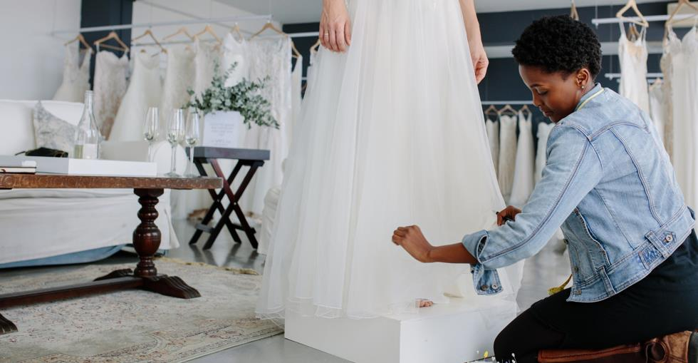 How to Buy a Bridal Shop