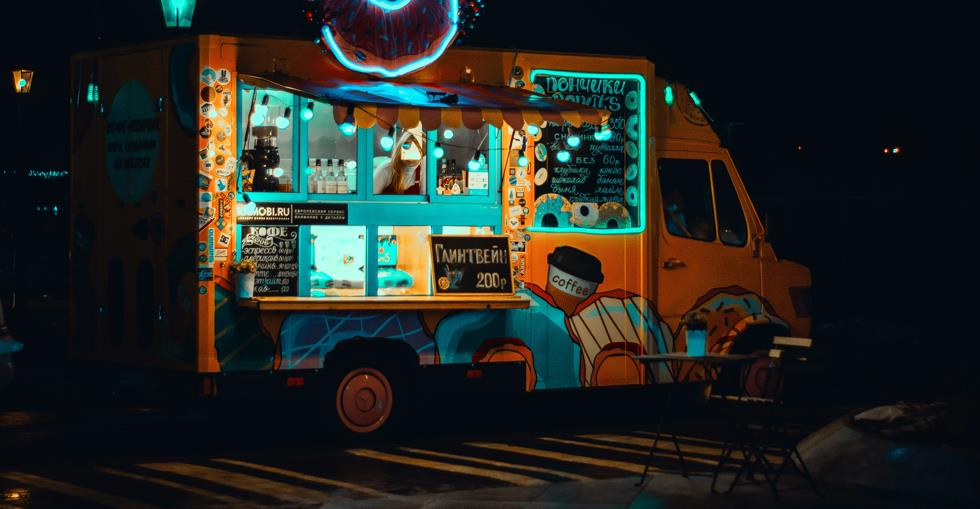Q&A with a food truck owner