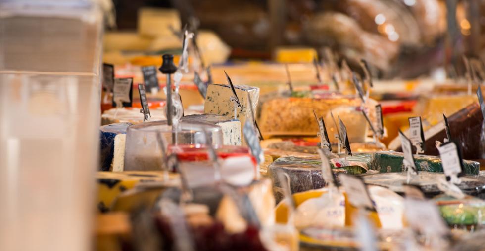 Deli cheese