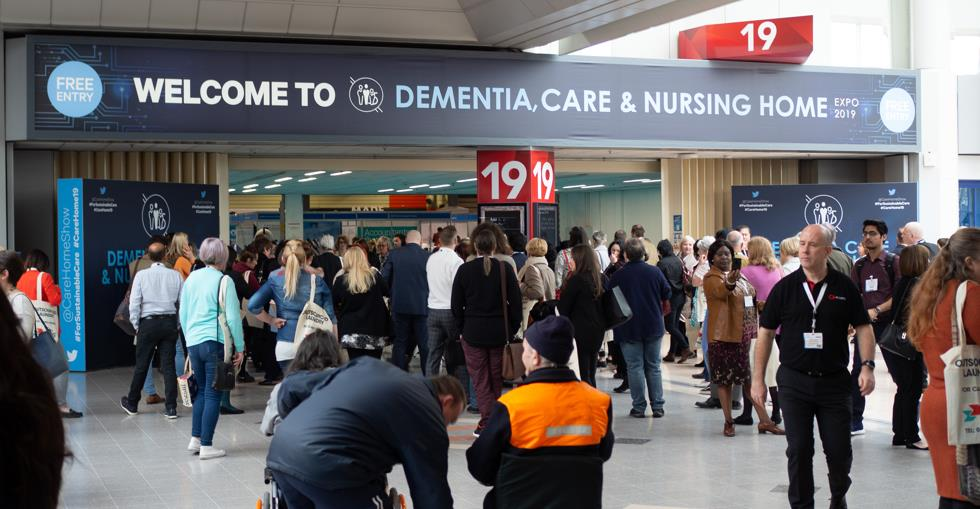 Dementia, Care & Nursing Home Expo 2020: What's on?