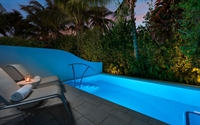 guest house with pool - 1