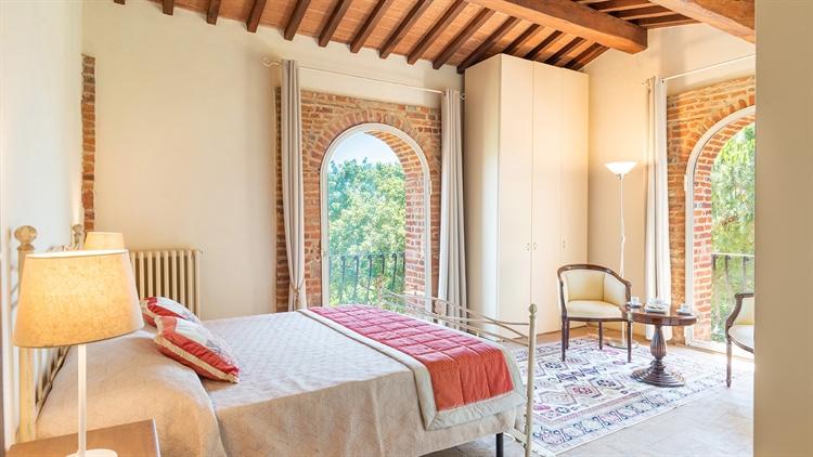 tuscan villa with swimming - 13