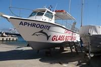 glass bottom tourist boat - 1