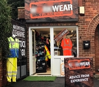 workwear footwear retail shop - 1