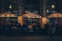 famous high grossing restaurant - 1