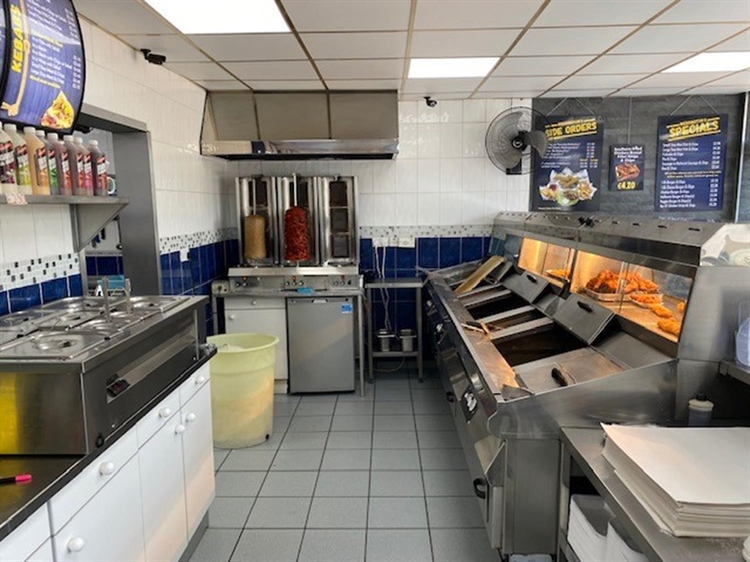 leasehold fish chip takeaway - 5