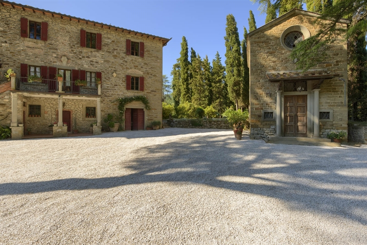prestigious villa cortona for - 6