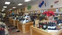 busy wine liquor store - 1