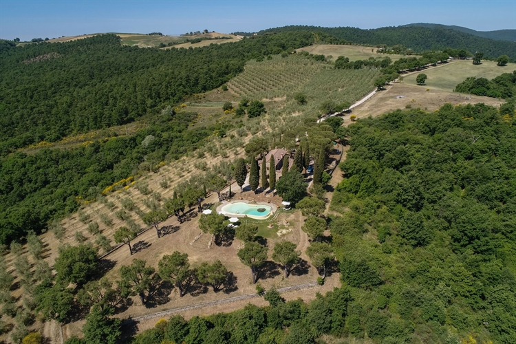 estate tuscany for sale - 5