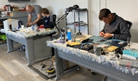 established gadget repair franchise - 3