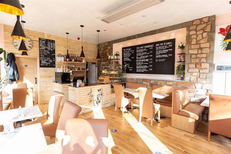 sold beautiful bearsden cafe - 7