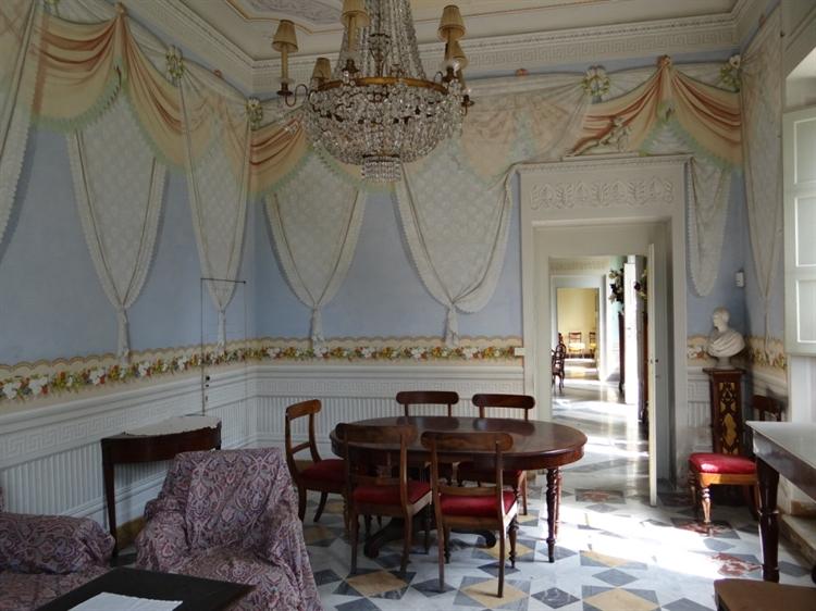historic villa lucca for - 8