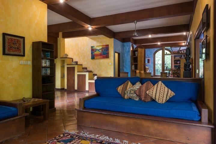 2000 m2 villa complex - 9