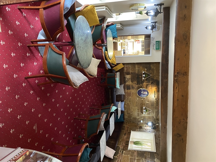 recently refurbished tearooms pontefract - 6