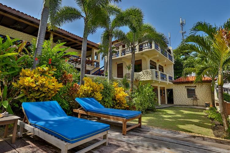flourishing caribbean vacation villa - 12