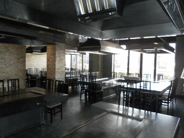 leasehold japanese teppanyaki restaurant - 5