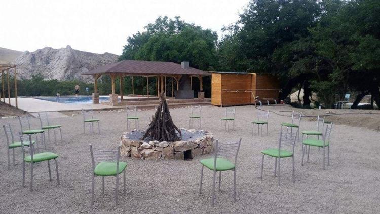 yurt camping site jizzakh - 6