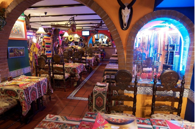 large mexican themed restaurant - 4