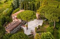 prestigious villa cortona for - 2