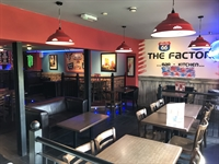 well-established american themed bar - 2