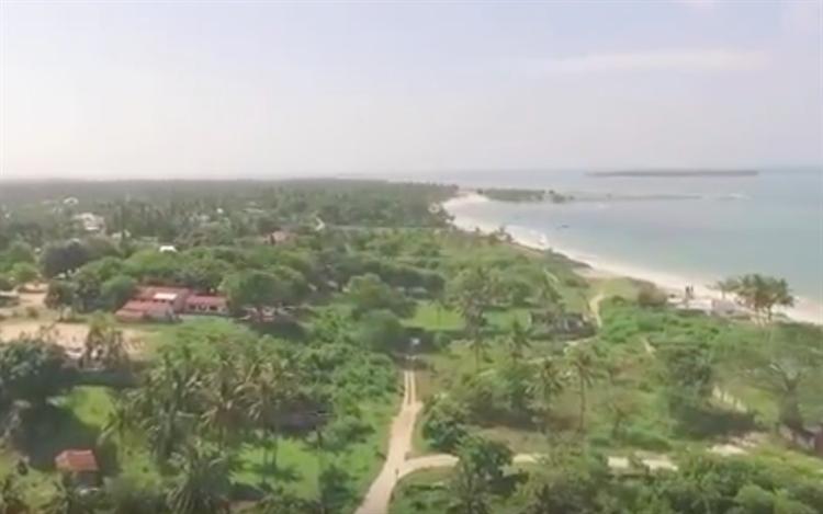 beachside hotel plot outside - 8