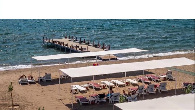 popular beachfront hotel izmir - 9