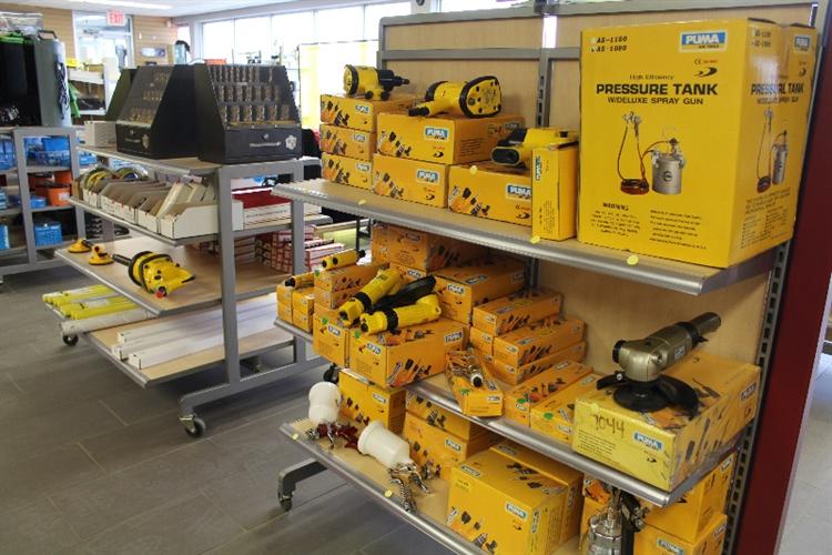 established welding industrial safety - 6