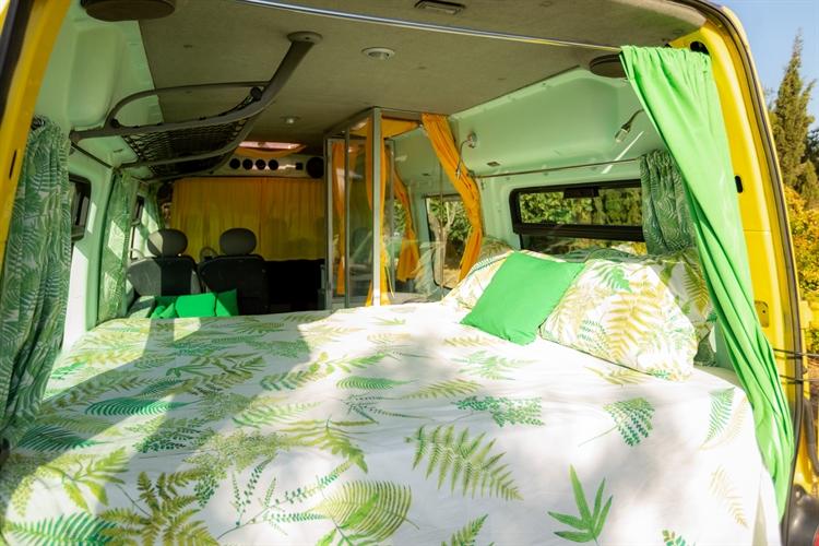 successful rental campervan motorhome - 10