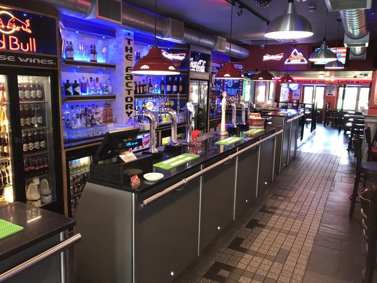 well-established american themed bar - 4