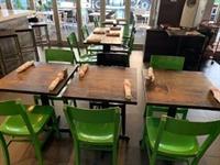 hip restaurant with full - 2