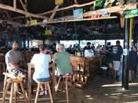 iconic overwater bar restaurant - 2