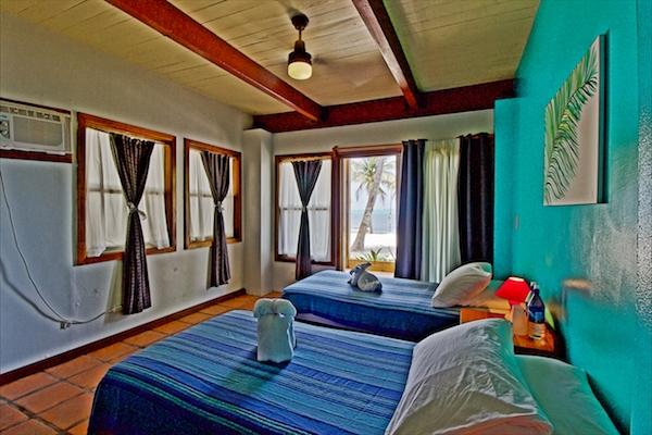 oceanfront tropical island resort - 4