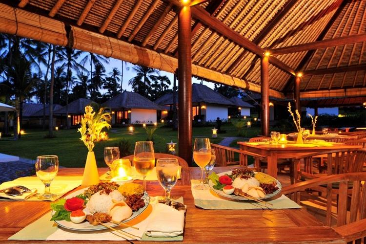 amazing resort karangasem bali - 4