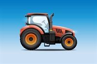 tractor trailer lawn equipment - 1