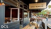 soul burger takeaway restaurant - 1
