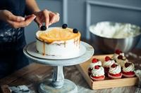 custom cakes delicacies california - 1