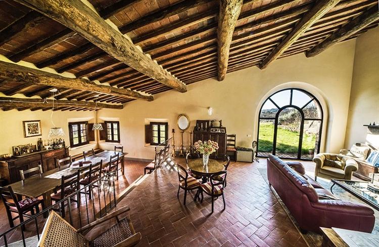 farm with vineyard montepulciano - 8