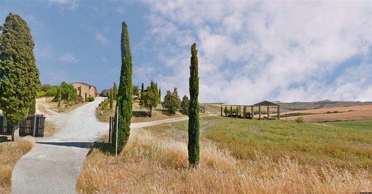 estate farm montalcino for - 8