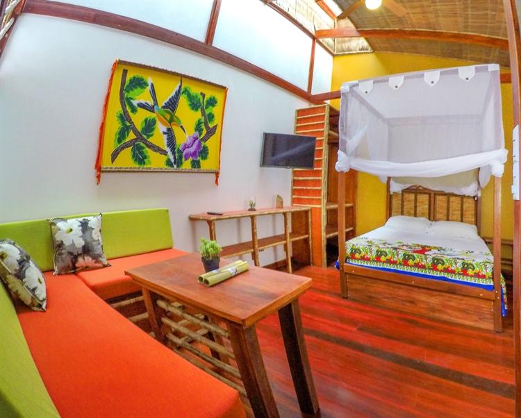 six jungle villa resort - 9