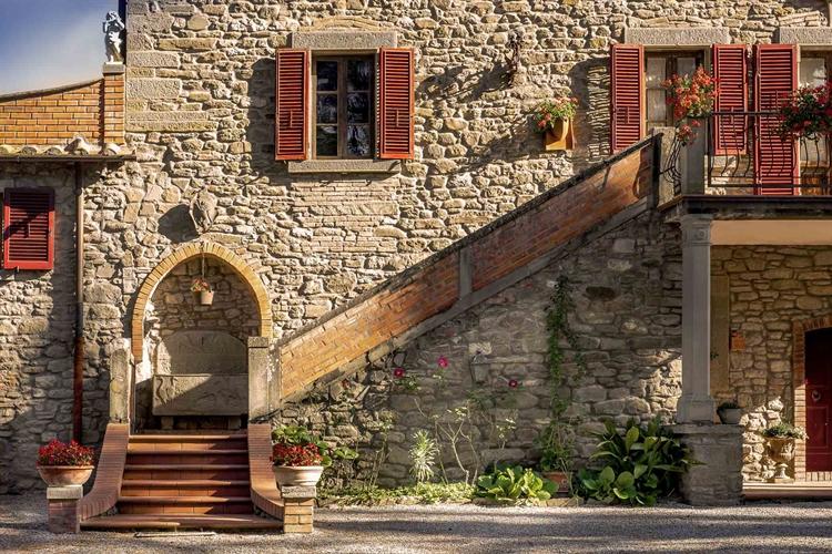 prestigious villa cortona for - 14