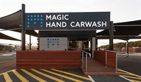 magic hand carwash gippsland - 1