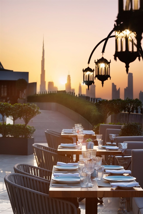 four stars hotels dubai - 5