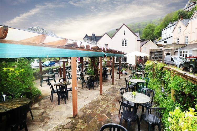 coffee shop tea garden - 12
