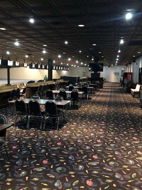 established bowling centre restaurant - 5