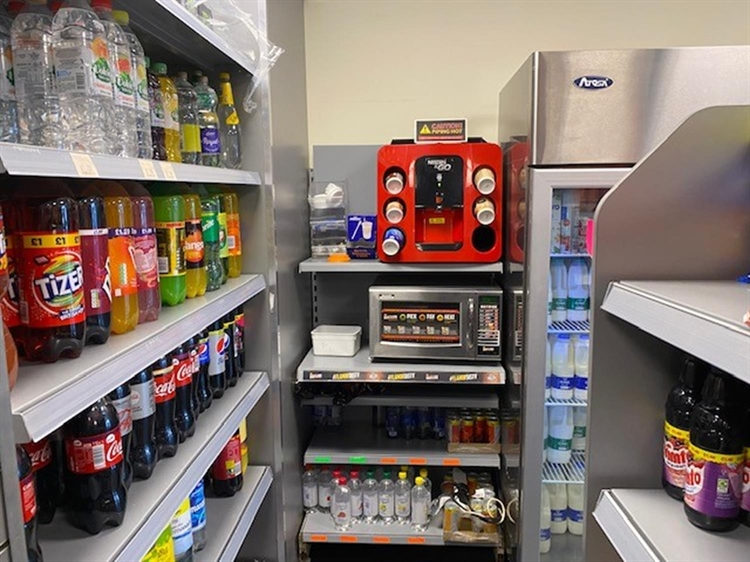 leasehold convenience store off - 8