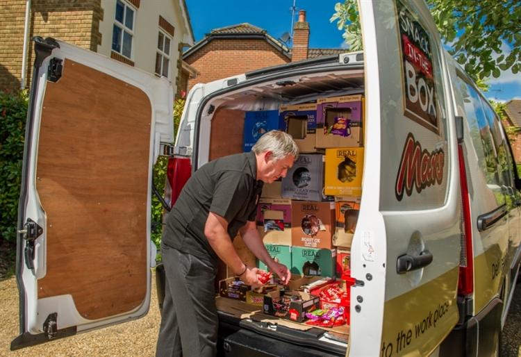 established snack vending franchise - 4