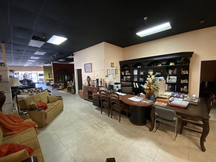 established retail furniture store - 12
