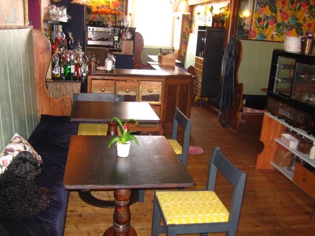 licenced café bar located - 6